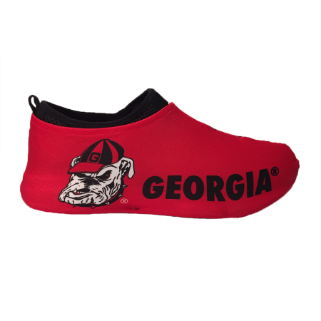 Georgia Bulldogs Sneakerskins Stretch Fit