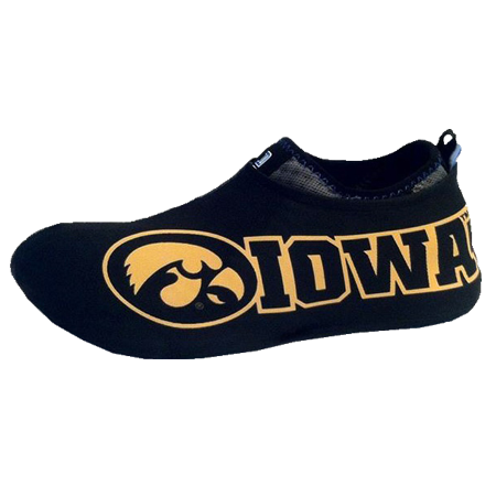 Iowa Hawkeyes Sneakerskins Stretch Fit