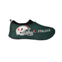 Miami Hurricanes Sneakerskins Stretch Fit