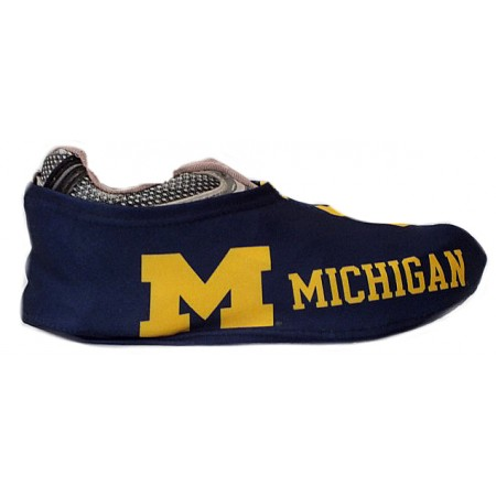 University of Michigan Sneakerskins Stretch Fit