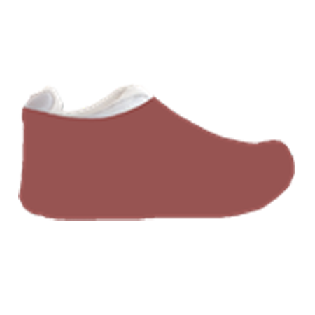 Marsala Sneakerskins Stretch Fit 12 Pairs