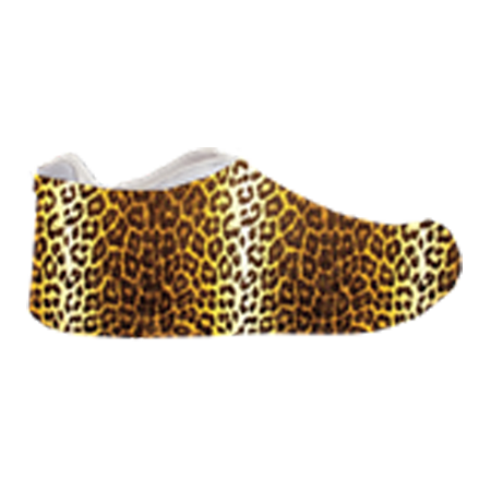 Gold Cheetah Sneakerskins Stretch Fit 12 Pairs