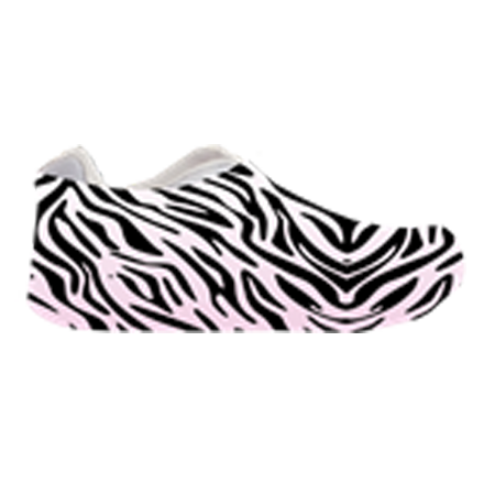 Zebra Sneakerskins Stretch Fit 12 Pairs