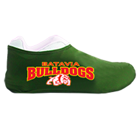 Batavia Bulldogs Sneakerskins Stretch Fit