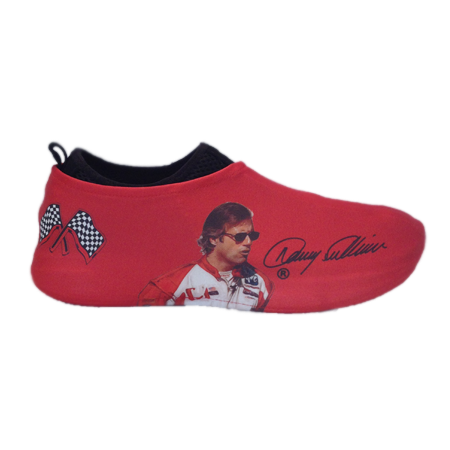 Danny Sullivan Autographed Sneakerskins Stretch Fit