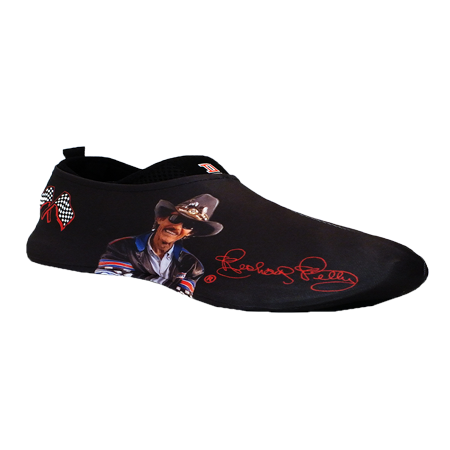 Richard Petty Autographed Sneakerskins Black Stretch Fit