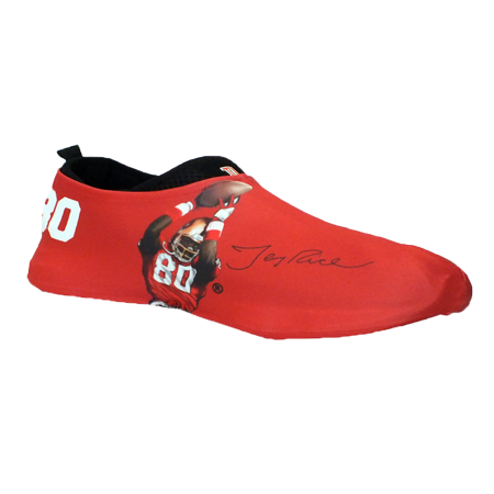 Jerry Rice (49ers) Sneakerskins Stretch Fit