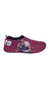 Jim Lachey Sneakerskins Red Stretch Fit 3 Pack
