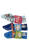3 Pack Lalaloopsy Sneakerskins Youth Size 11-2