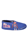 Lalaloopsy Sneakerskins:  Bea Spells-A-Lot Girls Stretch Fit