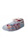 Lalaloopsy Sneakerskins Group Minis Stretch Fit