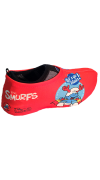 Smurfs Let's Go Blue Sneakerskins Stretch Fit