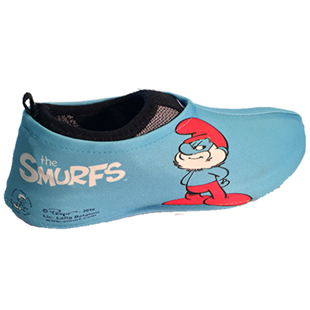 Smurfs Papa Smurf Sneakerskins Stretch Fit