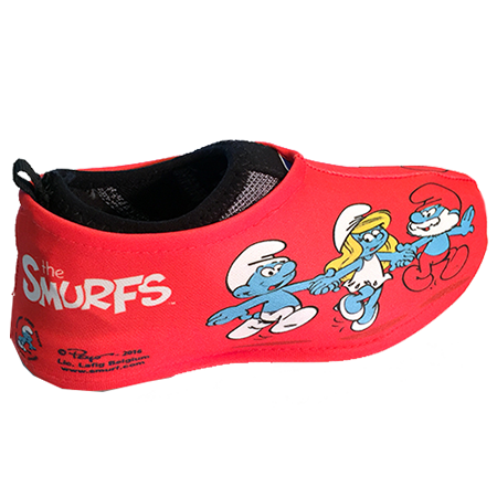 Smurfs Trio Sneakerskins Stretch Fit