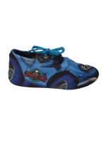 Zombie Cars Blue Sneakerskins Stretch Fit