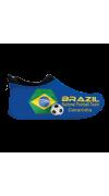 Brazil Sneakerskins Stretch Fit