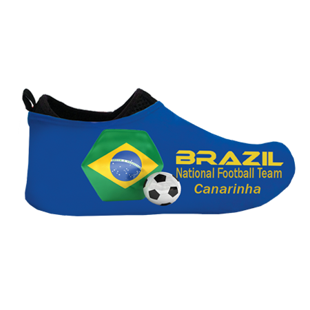 Brazil Sneakerskins Stretch Fit