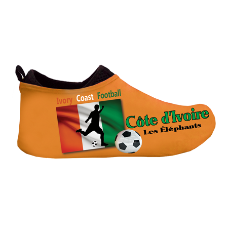 Cote D Ivoire Sneakerskins Stretch Fit