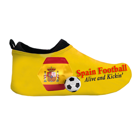 Spain Sneakerskins Stretch Fit
