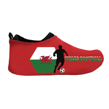 Wales Sneakerskins Stretch Fit